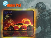 Wholesale 250x210x2mm Portable locking edge Soft Well Bound Mouse Pad For Gamer Gaming Necessary R azer Mouse Mat For PC Computer Laptop