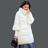 Long Down Filled Coats Women Price Comparison | Buy Cheapest Long ...