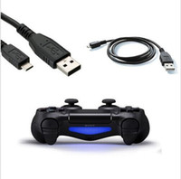 Wholesale M MICRO USB CHARGER CABLE FOR PS4 for xboxone DUALSHOCK WIRELESS CONTROLLER PLAY amp CHARGE