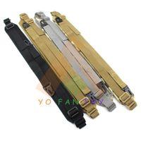 webbing belt - Tactical Points Padded Adjustable Rifle Gun Sling Military Heavy Duty Durable Nylon Webbing Gun Sling Belt Strap System