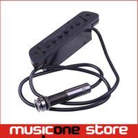acoustic endpin jack - Soundhole Pickup with High Quality Endpin Jack for Acoustic Guitar Pickup Sound Hole Pickup MU1251