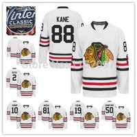 Wholesale Cheap Winter Classic Jersey Chicago Blackhawks Ice Hockey Patrick Kane Jersey Duncan Keith Jonathan Toews Marian Hossa
