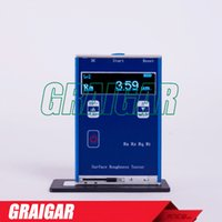 Wholesale Metal case portable Surface Roughness Tester Leeb Built in lithium ion chargeable battery