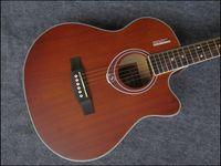 Wholesale Shenzhen Ming City Instrument Co Ltd inch panel Sapele Acoustic Guitar promotion Specials