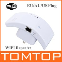 Wholesale Wireless Wifi Repeater N B G Network Wifi Router Expander W ifi Antenna Wi fi Roteador Signal Amplifier Repetidor Wifi TY1038