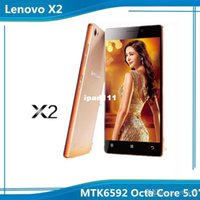 best lenovo - Best Credit Lenovo Vibe X2 Cell Phones MTK6592 Octa Core inch Capacitive Screen Android GB RAM GB ROM MP mAh Battery