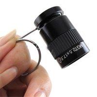 Wholesale Mini Russia X17 Thumb Superfine Telescope High Definition Monoculars Spy Pocket Monocular
