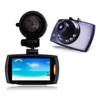 Wholesale 2 quot LCD G30 Full HD Car DVR p Degree Dashboard Camera Camcorder Driver Novatek Motion Detection Night Vision G Sensor