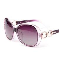 Wholesale Sunglasses female Women polarized sunglasses fashion leisure sunglasses Brand Designer star style sunglasses