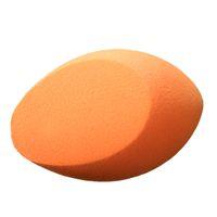 Wholesale Orange Color Puff Lady Makeup Cosmetic Skin Foundation Eggs Shape Sponge Powder Facial Flutter Puffs New