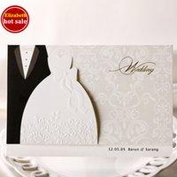 lace wedding invitations - 2015 New Wedding Invitations Best Personalized Laser Cut Wedding Invitations Cards Designer Lace Elegant Wedding Invitations High Quality k6