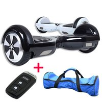 Wholesale 6 Inch Hoverboard Two Wheels Self Balance Scooter Hover Board With LED Light