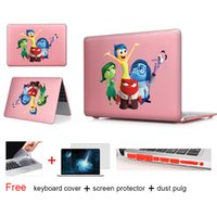 Wholesale Cartoon characters Laptop Accessories Hard Cases Cover For Macbook Pro Case Pro Retina Laptop Skin Inch Tablet