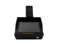 Wholesale Wrist type quot inch TFT LCD Audio Video Security Tester CCTV Camera Test