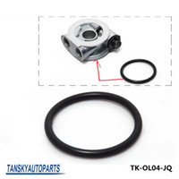 Wholesale TANSKY Car Performance Oil Filter Oil Cooler Sandwich Plate Seal Cos worth Part O Ring TK OL04 JQ