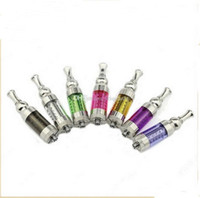 Cheap 10pcs Iclear 30S Clearomizer Rotatable drip tips Dual Coil Atomizers coils iclear30s VS iclear 30 16 30b for iTaste VTR 134 MVP VV