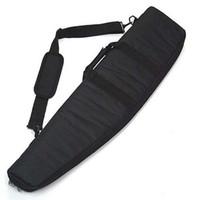 air gun cases - m sports bag tactical hunting padded carry case air rifle gun slip bag black