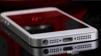 goophone i5 - 32GB ROM G WCDMA Inch Goophone I5 I5S Metal Body MTK6582 Quad Core Android phones Wifi Singer Nano Sim Unlocked Smartphone