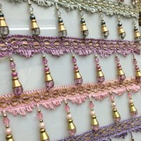 beaded lamps - Curtain lace curtain accessories accessories crystal beaded tassels large lamp beads