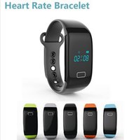 better monitoring - 2015 Fitness JW018 Heart Rate Wristband Smart Band Monitor Charge hr Rate Tracker Smartwatch Wearable Devices Better Than TW64