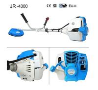 Wholesale CE GS EUII certified CC gas powered high quality garden brushcutter grass trimmer