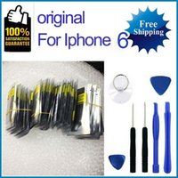 Wholesale High Quality Original Battery For iPhone Battery Batteries V mAh With Tools
