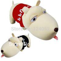 air freshener dolls - Cartoon Dog Bamboo Charcoal Auto Car Deodorant Purify Air Freshener Decor Doll XZY0029 amp Drop shipping