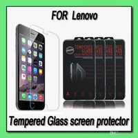 Cheap Tempered glass for Lenovo K900 Top Quality Lenovo A660 tempered glass Screen Protector 0.2MM 9H 2.5D Arc Explosion Proof