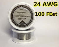 wire - 100 feet Kanthal wire Gauge awg A1 round wire mm Resistance wire