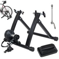 trailer hitch - Indoor Magnetic Resistance Trainer Road Bike Exercise Machine