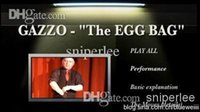 bags email - Gazzo The Egg Bag magic trick send by email by magic castle