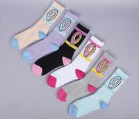 animal creator - pair Odd Future Donut Socks OFWGKTA Tyler The Creator OF Socks Long Hip Hop Skateboarding Socks