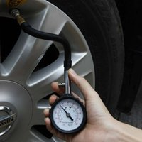 Wholesale Hypersonic Dial Tire Pressure Gauge HP N119 PSI For Auto Car Bike Motor Tyre