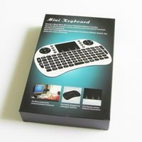 air combos - I8 Remote battery Fly Air Mouse mini Keyboard Combo Wireless G Touchpad Keypad For MXQ MXIII MX3 M8 CS918 M8S TV BOX