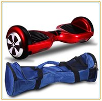 kick scooter - Smart Hovertrax adults kids Portable mini wheel lithium battery self balance W Motor electric scooter Kick Scooter with Free Carry bag