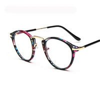 accessories prescription glasses - 2016 New Fashion Big Frame Prescription Glasses Women Korean Eyeglasses Super Light Metal Glasses Hipster Accessories