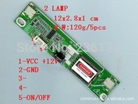backlight driver - LCD Inverter Lamp Power board Backlit board ZX for LCD Monitor TV DVD Backlight driver board pieces