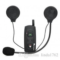 Wholesale Motorcycle blue tooth interphone to DK118 s black