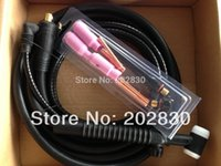 Wholesale WP17FV FT Flex head with valve Amp air cooled tig weldig complete torch