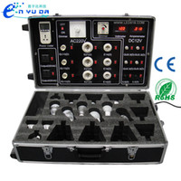 Wholesale led light show box aluminum led demo case show case led light led bulb display case light demo case EYD640 P