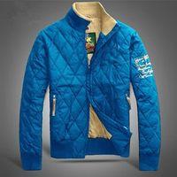 Wholesale Fall winter MARTINA Men Down Jacket Coat Puffer Bawah Parkas Winter Jacket Men down jaket Parka Men chaqueta hombre S XXL
