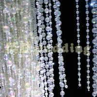 bar tables sale - Crystal Wedding Decorations DIY Wedding Supplies Hot Sale Romantic Party Bar Decorations about meters