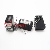 Wholesale 6 digits V mechanical coin counter meter with tracking number
