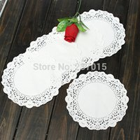 Wholesale Cake Paper Doilies Wedding Party Decoration Round Cupcake Doily