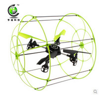 big remote control planes - Big four axis aircraft Resistance to fall off the flying saucer Remote control plane Rechargeable helicopter Four rotor UFO