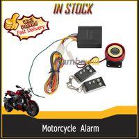Wholesale 125DB Anti theft System Dot V Single Way Alarm Host Machine Remote Control For Kawasaki Yamaha Motorized Bicycles Motor Bike for Security