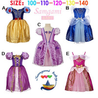 Wholesale 10pcs AAA quality New Hot selling Fashion girls Princess Dress Party Dress Kids Formal dress Lovely Baby girl s Party dress