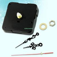 Wholesale EN1560 QUARTZ CLOCK MOVEMENT MECHANISM SPINDLE DIY REPAIR PARTS METAL HANDS