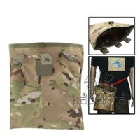 Wholesale Collection Bags Pouch Collection Bag NO Rigid Military Rapid Dump Cartridge Tool Kit with Waterproof Nylon Coating