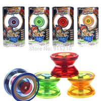 bearing lube - Kids Skill Toy Plastic Yoyo Speed Ball Bearing Spin Trick Professional Yo yo Outdoor Sport Toy Baby Toy Gifts With Lube colors